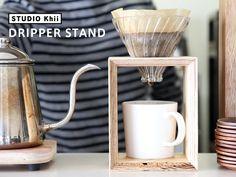 STUDIO Khii DRIPPER STAND - スタジオキイ ドリッパースタンド