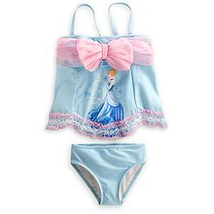 Cute swimsuit if having a water party - At the Disney Store - has beach towel and flip flops to go with.