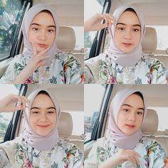 Selfie Tips, Selfie Poses, Selfie Ideas, Casual Hijab Outfit, Hijab Chic, Hijabi Girl, Girl Hijab, Muslim Girls, Muslim Women