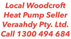 Heat Pumps Woodcroft