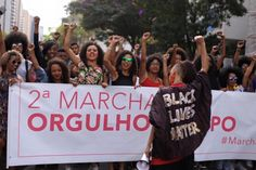 FEATURE: Take a look back on São Paulo's beautifully powerful Natural Hair Pride…