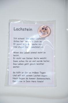 Gastgeschenke - Gastgeschenk Lachstein Taufe Geburtstag Hochzeit - ein Designerstück von Nadine-Mikolajczak bei DaWanda
