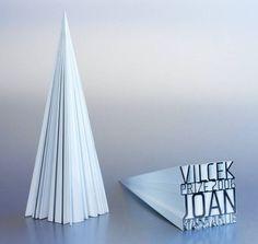 Beautifully designed award by Sagmeister: