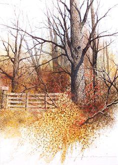 Rob O'Dell Watercolors