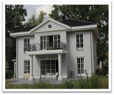 Klassische Villa, franz. Stil in 2019 Haus ideen, Haus