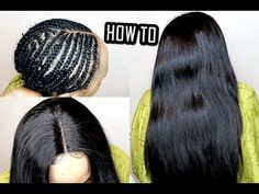 HOW TO DO Full Sew In WEAVE No Leave Out Tutorial ( BEGINNERS FRIENDLY ) [Video]  Read the article here - http://blackhairinformation.com/video-gallery/full-sew-weave-no-leave-tutorial-beginners-friendly-video/