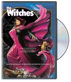 The Witches on DVD for $4.57