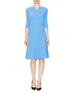 LK Bennett Sissy Fit & Flare dress