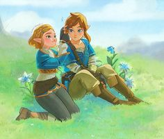 Legend Of Zelda Memes, Legend Of Zelda Breath, Hyrule Warriors, Link Zelda, Gothic, Breath Of The Wild, Nintendo, Video Game Art, Cultura Pop