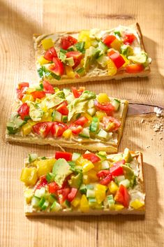 Hummus Pizza <3