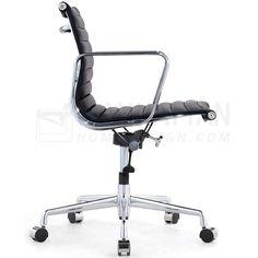 gray reply task chair adjustable arms adjustable lumbar arms