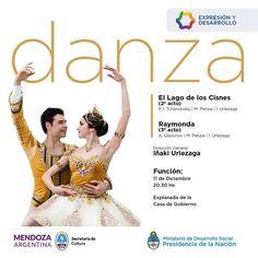 Iñaki Urlezaga, gratis en Mendoza y San Juan