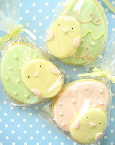 https://flic.kr/p/63Wawi | packaged easter cookies