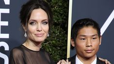 Angelina Jolie Had Maddox Watch Hurt Shiloh While She Went To Globes, Angelina Jolie, Golden Globe Awards, Maddox Jolie-Pitt, Pax Jolie-Pitt Jolie Pitt, Angelina Jolie, Golden Globe Award, Golden Globes, Latest Celebrity News, Shiloh, It Hurts, Watch