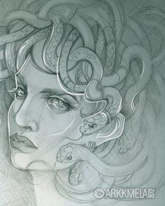 Gorgona by arkkmelai