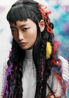 Finde jetzt neue Flechtfrisuren auf www.my-hair-and-me.de