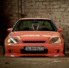1000 images about honda civic ek hatchback on pinterest for Peach auto painting