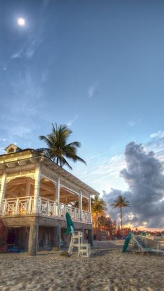 When,s the next flight out!?!   Beach House, Nassau, Bahamas | Wonderful Places