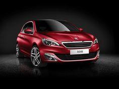 All-New #Peugeot 308 breaks cover