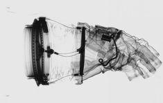 Lintérieur des combinaison spatiale grâce aux rayons X combinaison spatiale rayon x 02