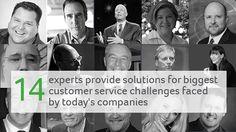 !4 experts on key customer service challenges...via Sage CRM