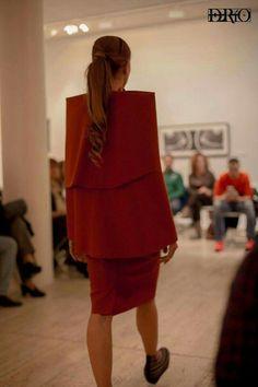 Colección3 - SML 2015 #Colección3, #silviacabero , #jóvenesdiseñadores, #sml2015, #sml, #SML2015 , #MuseodeLeón 📷 Eduardo García Del Río