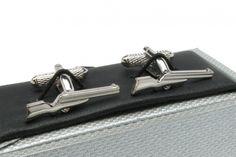 Rifle Cufflinks