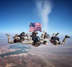heroes jumping