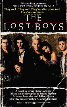 The Lost Boys Novelization