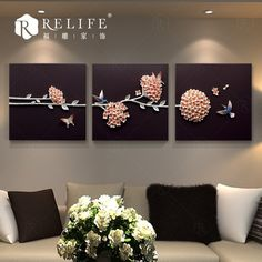 Shanghai Relife Furnishings Co. - Home Decoration Painting, Wall Painting Mural Art, Wall Murals, Light Blue Throw Pillows, Abstract Tree Painting, Clay Wall Art, Oil Painting Pictures, Room Wall Decor, Canvas Art, House Design
