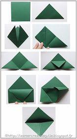 Bookmark special origami Halloween rnrnSource by Origami Design, Diy Origami, Origami Star Box, Useful Origami, Origami Tutorial, Origami Templates, Box Templates, Diy Crafts Bookmarks, Creative Bookmarks