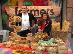 Finding Deals at the Farmers Markets...segment from the Rachael Ray Show