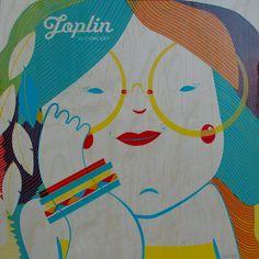 reimagined CD cover :: Zara Gonzalez Hoang