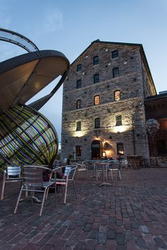 Distillery District - Toronto, Ontario, Canada - by Calvin Lee Visit Toronto, Toronto Travel, Toronto Vacation, Ontario, Canada Eh, Toronto Canada, Visitar Canada, Toronto Architecture, Canada Travel