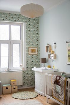 Favourite Things by ferm LIVING: DECOR8 - BABY BOY'S ROOM