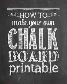 how to create Chalkboard art in Photoshop.
