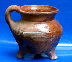 Greek Clay Cooking Pots | Early 16th Century Dutch Ceramic Cooking Pot Other photo