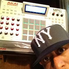 DJ Premire Akai MPC Renaissance New Hip Hop Beats Uploaded EVERY SINGLE DAY http://www.kidDyno.com