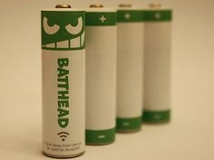 Control Any Device with your smartphone using batthead battery