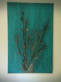 Azura  Acryl/mixed media painting on canvas  75x115cm by Assie's Art(for sale).