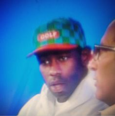 Tyler, the Creator on my T.V.⛳