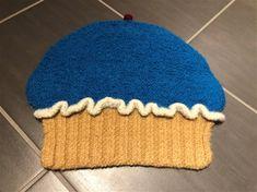 NYHETER - www.tilnytteogglede.com Seat Pads, Beanie, Knitting, Hats, Tricot, Hat, Breien, Stricken, Weaving