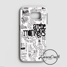 Arctic Monkeys Lyric Cover Samsung Galaxy S7 Case | casescraft