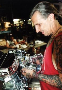 June Softly ~ Biker Blog: Indian Larry FOREVER