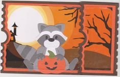 Ticket Card, Autumn Cards, Flip Cards, Marianne Design, Snoopy, Symbols, Halloween, Fall, Fictional Characters