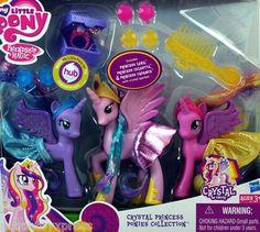 My-Little-Pony-FIM-Crystal-Princess-Ponies-Collection-Celestia-Luna-Cadence. At Target #2 on list