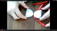 Con questo tutorial imparerete a fare una farfallina papillon portaconfetti da abbinare ad un oggettino da regalare come bomboniera per un qualsiasi evento S...