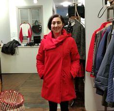 #coat #winter2014 #santiagodecompostela #fashion #urbahia #waterproof #windproof #waterproof