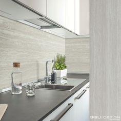 SIBU DESIGN Backsplash 💦 >> product: DM Travertin Antigrav Sibu, Design Products, Backsplash, Home Decor, Travertine, Decoration Home, Room Decor, Home Interior Design, Home Decoration