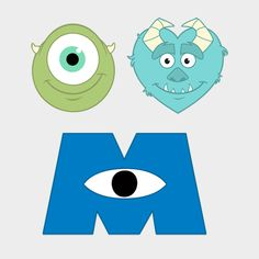 I love Monsters, Inc Why yes, yes I do